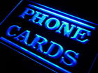 i434-b Phone Cards Services Neon Light Sign