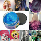 Внешний вид - DIY Magic Hair Color Wax Mud Dye Cream Temporary Modeling 7 Colors Unisex