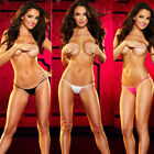 Women Lady Sexy V-string Briefs Panties Thong G-string Lingerie Underwear T-back