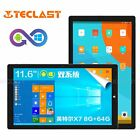 11.6'' Teclast Tbook 16 Power Tablet PC Windows 10+Android 6.0 Laptop 8GB+64GB