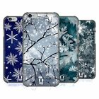 HEAD CASE DESIGNS WINTER PRINTS HARD BACK CASE FOR APPLE iPHONE PHONES