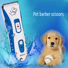 NEW Pet Dog Hair Clipper Recharge Grooming Electric Hair Fur Trimmer Clipper Set
