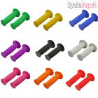 NEW Mushroom Bicycle Handlebar GRIPS Lowrider Cruiser Kids Bike pair ALL COLORS