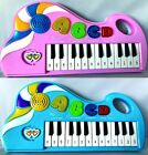 LIGHT & MUSIC BATTERY OPERATED LITTLE MUSICIAN KEYBOARD TOY FOR KIDS OVER 3