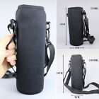 750 /1000ml Water Bottle Carrier Insulated Cover Bag Holder Strap Cup Protection