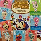 AMIIBO ANIMAL CROSSING SERIES 3 CARDS Pick Your Own 201-300 Nintendo 3DS & WII U