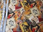 Musical Opera Posters Fabric - 100% cotton 112/14cm wide