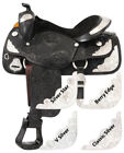 Silver Royal Youth Challenger Silver Show V Silver Trim Saddle Package