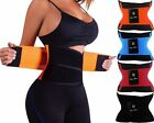 Belly Band Corset Waist Trainer Cincher Girdle Postpartum Body Shaper Control US