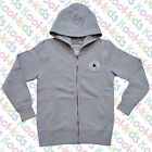 CONVERSE BOYS ZIP UP  HOODY - GREY - BNWTS - ALL SIZES