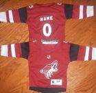 Arizona Coyotes Infant  NHL Hockey Jersey add  any name & number $39.99 USD on eBay
