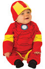 Brand New Iron Man Romper Infant Costume
