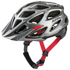 Alpina Mythos 3.0 darksilver black red MTB Fahrradhelm Art. A9712x33