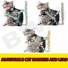 Adjustable Cat Harness and Lead  Leash Pet Kitten Kitty Nylon Collar Lead