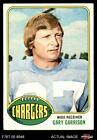 1976 Topps #95 Gary Garrison Chargers EX $0.99 USD on eBay