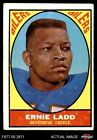 1967 Topps #58 Ernie Ladd Oilers VG/EX $19.5 USD