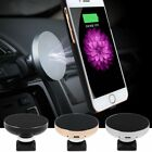 Magnetic Wireless Qi Car Charger Air Vent Car Charging Mount Holder for iphone 8