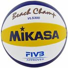 MIKASA VLS300 BEACH VOLLEYBALL OFFICIAL FIVB BALL GENUINLY ORIGINAL IN SIZE 5