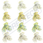 12 Pairs Assorted Women Nitrile Palm Coated Garden Gloves