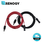One Pair Solar Wire 3m/5m/6m 4mm²/6mm² Solar Panel Extension Cable MC4
