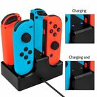 For Nintendo Switch EVA Hard Shell Case/Glass Film/Charging Dock Accessories Hot