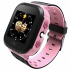 Anti-lost GPS Tracker SOS Call Smart Watch Wristband For Android IOS Smart Phone фото