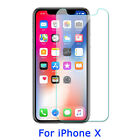 9H+ Tempered Glass Screen Protector For iPhone X 7 8 PLUS 6 6s Plus 5S 5C 5 SE