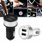 Dual USB Car Charger 12V 3.1A Vehicle Charger For Universal Phone Durable