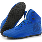 UNLEASHED HIGHTOP GYM SHOES - MENS WEIGHT LIFTING BODYBUILDING HIGH TOPS