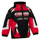 Castle X Toddler Bolt G3 Red Insulated Snowmobile Winter Jacket 72-511X