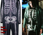 Donnie Darko Skeleton Costume Adult Men Suit Halloween Cosplay Party Gyllenhaal
