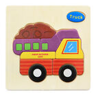Classic Kids 3D Wooden Jigsaw Puzzle Educational Brain Teaser Toy Christmas Gift