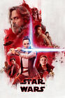 Posters USA - Star Wars Episode VIII The Last Jedi Movie Poster Glossy - FIL679 $16.95 USD on eBay