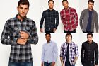 New Mens Superdry Shirts Selection - Various Styles & Colours 0711