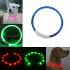 Внешний вид - New Rechargeable USB Waterproof LED Flashing Light Band Safety Pet Dog Collar