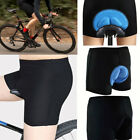 3D GEL Padded Bike Cycling Underwear Riding Shorts Pants for Mens Women USA FAST