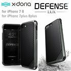 X-doria Defense LUX Case Cover Drop Test for iPhone 7/8+ Plus with Protector USA