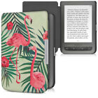 kwmobile SYNTHETIC LEATHER FLIP COVER FOR POCKETBOOK TOUCH LUX 3 TOUCH LUX 2