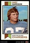 1973 Topps #375 Gary Garrison Chargers EX/MT $0.99 USD on eBay