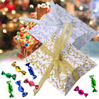 10/50/100pcs Pillow Candy Boxes Paper Gift Box Favour Wedding Party Decor Bags