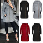Women Fashion Winter Hooded Slim Coat Jacket Casual Warm Sportwear Outwear Newly