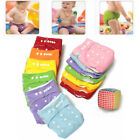 2pcs Infant Adjustable Reusable Lot Baby Washable Leakproof Cloth Diaper Nappies