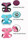 Dog Harness for Small Dog Puppy Adjustable Soft Mesh Pet Dog Walk Collar Vest