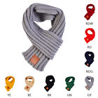 Kyпить New Boy Girl Baby Winter Warm Scarf Knitting Wool Children Neck Warmer Xmas gift на еВаy.соm