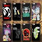 rick & morty us cartoon portal UV Case Cover for Iphone Huawei P9 LG iPhone X