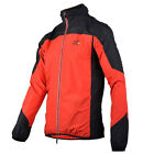 RockBros Outdoor Sporting Cycling Jersey Jacket Wind Coat Long Sleeve Red