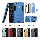For Huawei Ascend P8 P9 P10 Lite Shockproof Rubber Case Hybrid Protective Cover