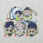AnimeYaoi 10 Count Rihito Takarai Ten Count rubber Keychain Key Ring Rare