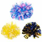 Cheerleading Handheld Pom Poms Dance Party Football Club Decor Cheerleader Cheer