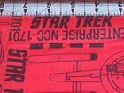 CAMELOT STAR TREK    PREMIUM LICENSED FABRIC   100 %  COTTON     FAT QUARTER on eBay